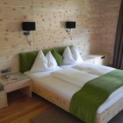 Schlafzimmer in Holz